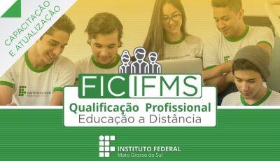 Fátima do Sul e Vicentina: IFMS abre matrículas com 750 vagas em cursos de qualificação profissional