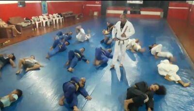 Teve início as aulas de Judô na Kodokan Team de Fátima do Sul
