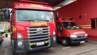 Bombeiros arrecadam equipamentos de proteção e aviamentos em Nova Andradina
