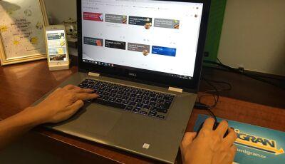 UNIGRAN utiliza plataforma do Google Classroom para continuar atividades acadêmicas