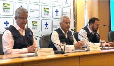 Coronavírus: Brasil registra 12 mortes em 24 horas e número de infectados chega a 2.201