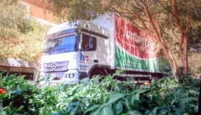 Cursos da saúde da UNIGRAN complementam atendimentos da carreta do Hospital de Amor