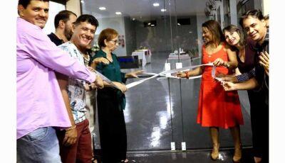 Simted de Fátima do Sul reinaugurou sua sede