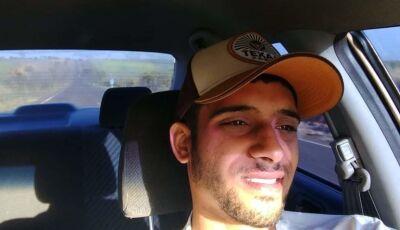 Jovem morto tem 22 anos, ele bateu em roda de carreta e atingiu coqueiros em Glória de Dourados