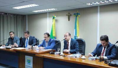 Suspensão temporária das reuniões não prejudica investigações da CPI da Energisa, diz Barbosinha