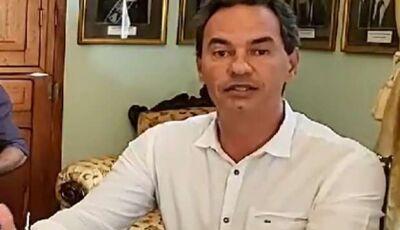 Marquinhos não cede e mantém comércio sem funcionar para prevenir Coronavírus em Campo Grande