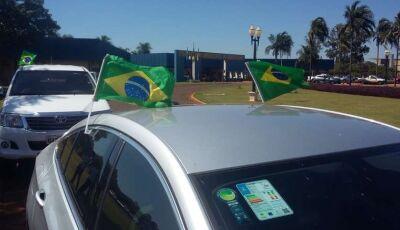 Prefeitura de Dourados não cede a buzinaço e, por enquanto, comércio permanece fechado