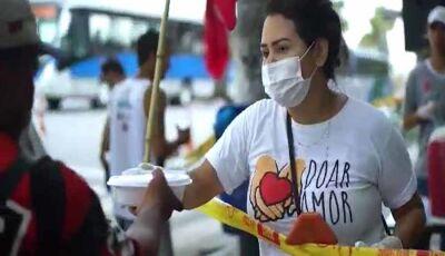 Igreja e MST criam cozinha solidária para pessoas em situação de rua