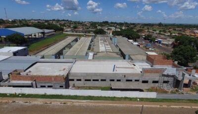 Com investimentos de mais de R$ 7 milhões, Nova Andradina vai ganhar moderno complexo hospitalar