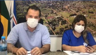 4ª cidade de MS decreta TOQUE DE RECOLHER por medo do coronavírus