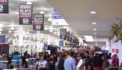 Com fronteira fechada em Ponta Porã, Shopping China para por tempo indeterminado