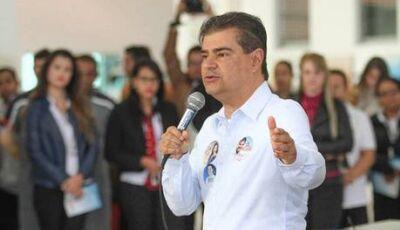 Com febre, senador Nelsinho Trad é internado em hospital de Brasília