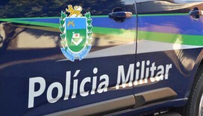 PM detém homem por estelionato ao tentar descontar cheque clonado de quase R$ 5 mil em Deodápolis