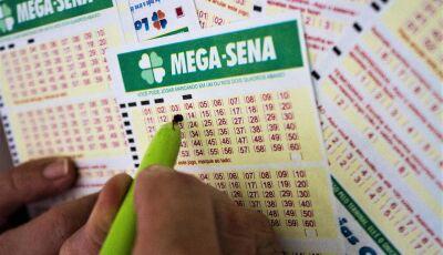 Aposta feita pela internet faturou mais R$ 12 milhões na Mega-Sena