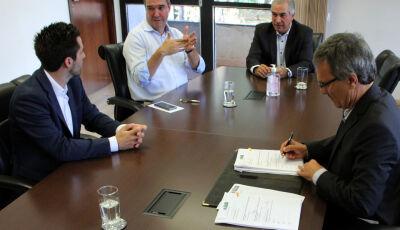 Assinado contrato de R$ 1,7 bilhão da rodovia MS-306, serão 66 mil habitantes beneficiados