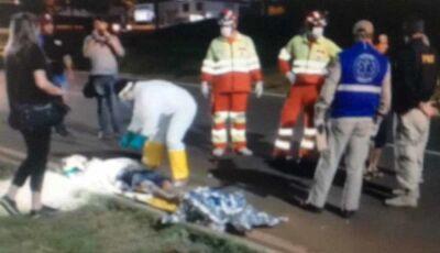 Dois empresários de MS morrem após acidente em Foz do Iguaçu