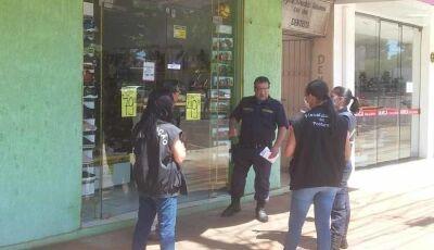 Guarda prende 9 e fiscaliza 60 comércios por descumprirem decreto em Dourados
