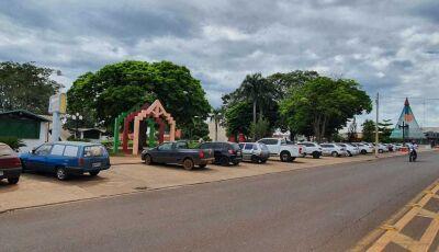 População 'patrola' isolamento e comércio está sob risco de novo fechamento em Fatima do Sul