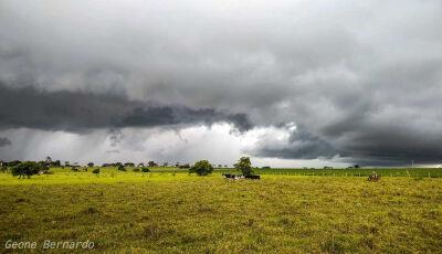 Chuva e queda de temperatura, confira a previsão para a semana em Mato Grosso do Sul