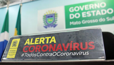 Coronavírus em MS, Confira os gráficos de como está a situação no Estado