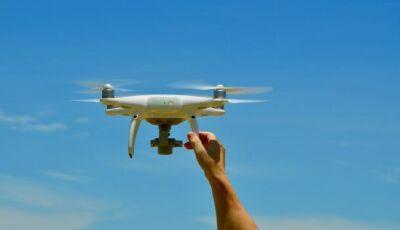 Governo de MS usará drones para encontrar possíveis criadouros do mosquito da dengue em terrenos