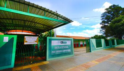 FÉRIAS ANTECIPADAS: Governo de MS antecipa férias de 210 mil alunos da Rede Estadual