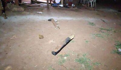 Polícia apura que filho matou pai a pauladas após agredir a mãe grávida em Dourados