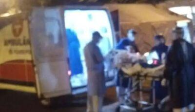 Médico paraguaio com vírus é transferido para hospital de Dourados