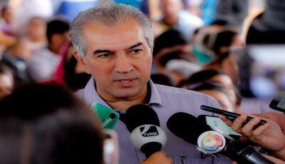 Reinaldo Azambuja anuncia isenção do ICMS da tarifa social e beneficia 142 mil famílias