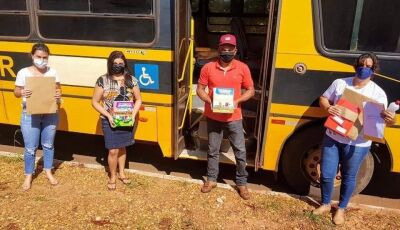 SEMED desenvolve ações de Interação Remota entre Escolas & Família durante pandemia em Vicentina