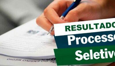 Prefeitura divulga resultado preliminar do processo seletivo simplificado em Deodápolis