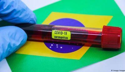ASSUSTADOR: Brasil registra 751 mortes em 24 horas