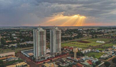 Dourados avança na verticalização de edifícios
