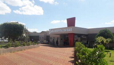 Hospital da SIAS vai receber mais de R$ 180 mil para ações no tratamento Covid-19 em Fátima do Sul