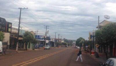 Fátima do Sul terá a madrugada de quinta feira, 07, mais fria do ano