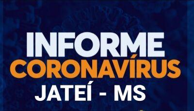 Saúde monitora 10 pessoas que tiveram contato direto com o caso positivo de Covid-19 em Jateí