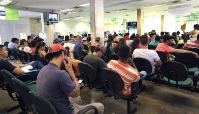 Funtrab oferece 134 vagas de empregos para Campo Grande nesta sexta-feira