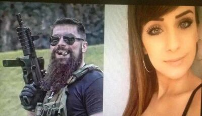 Delegado diz que namorada viu mensagens no celular atirou nele e se matou