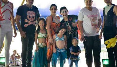 Top Circo parou na pandemia e família ficou na mão em Campo Grande: 'doem o que puderem'