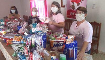 Voluntárias de Culturama arrecadam doações em Live para a Rede Feminina de Combate ao Câncer