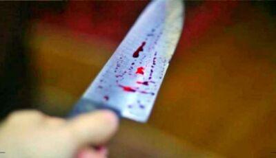 Se deu mal: tentou matar a ex e acabou ferido gravemente em porta de vidro