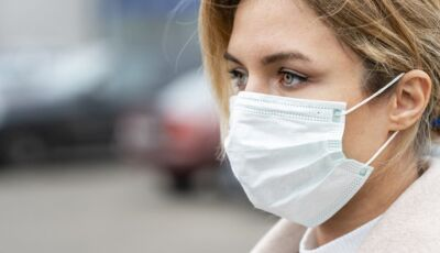 Uso de máscara é obrigatório com multa de R$ 50 e R$ 500 para quem descumprir em Vicentina