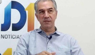Reinaldo será porta-voz de governadores em reunião com Bolsonaro hoje