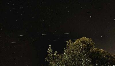 Luzes no céu de Campo Grande assustam e devem continuar visíveis nos próximos dias