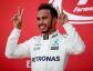 Próximo do tetra, Hamilton diz que vantagem para Vettel é