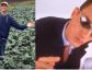 Jornalista que fazia dupla ET e Rodolfo sobrevive de hortaliças