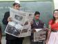 Alunos do Filinto Muller volta ao século 20 em aula de história em Fátima do Sul