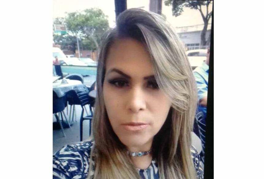 """A caarapoense Sandra Cristina de Farias (41), conhecida por muitos como """"Sandrona""""."""