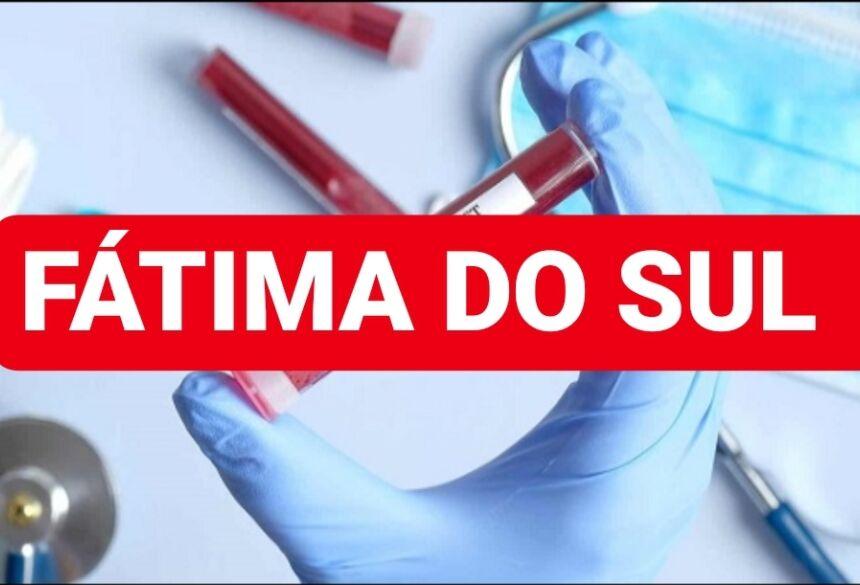 Fátima do Sul e Culturama - coronavírus