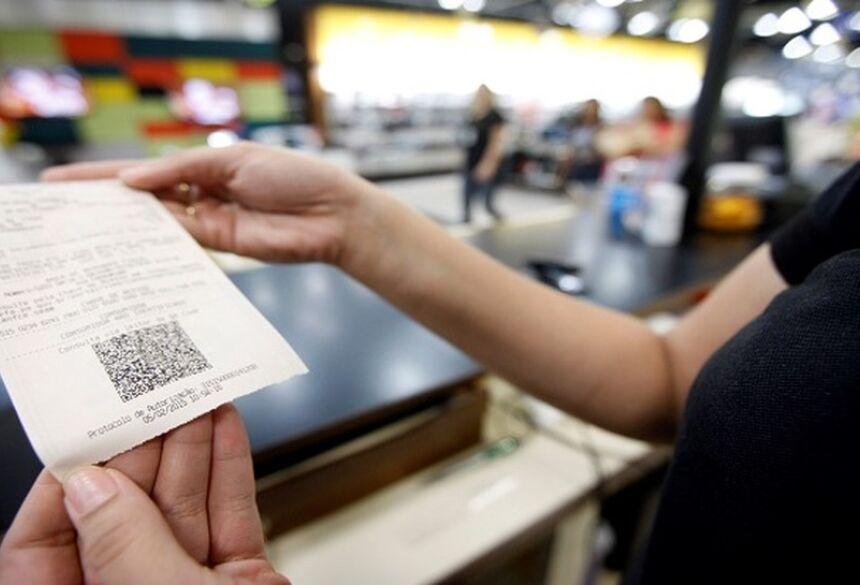 Consumidor que cadastrar CPF na nota fiscal poderá concorrer a prêmios em MS